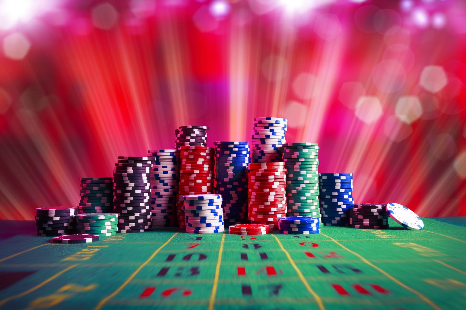 Legal aspects of online casino