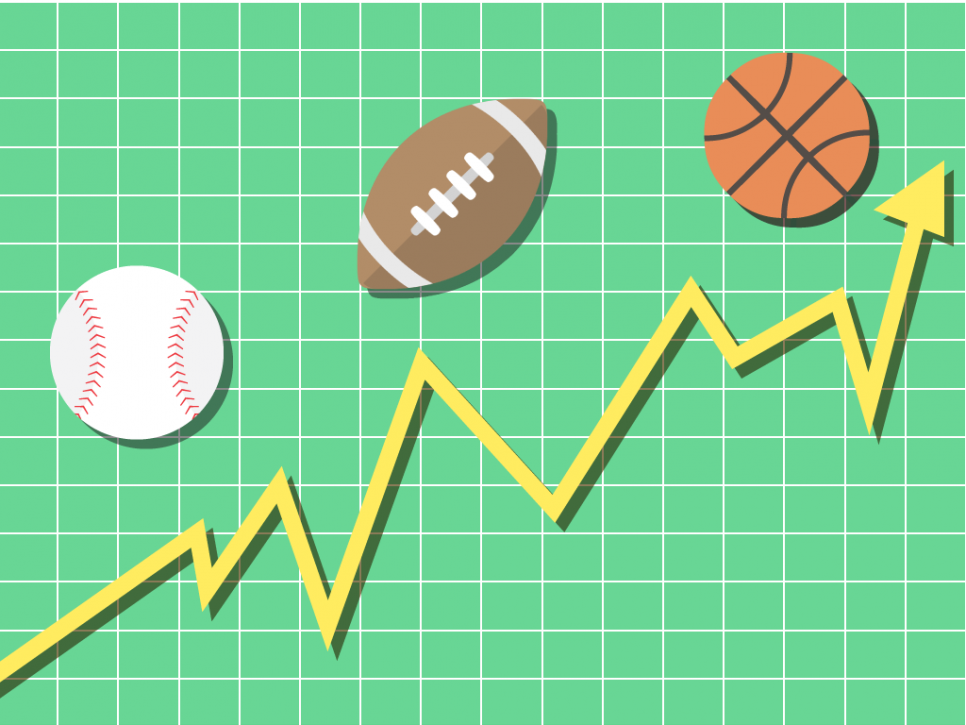 Reasons behind the Growth of Online Sports Betting